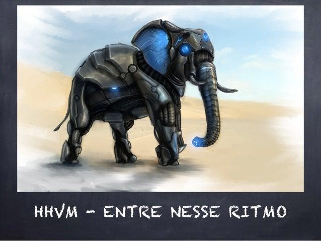 HHVM - ENTRE NESSE RITMO
