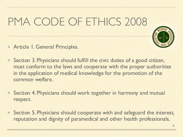 philippine code of ethics for radiologic Principles of professional conduct for radiologic technologists and x-ray technologists principle 1 radiologic technologist shall conduct themselves in a manner compatible with the dignity and professional standards of their profession.