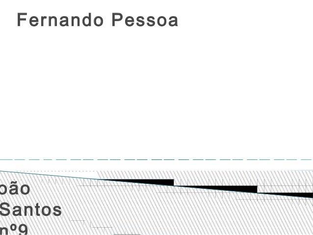 Fernando Pessoa  oão Santos