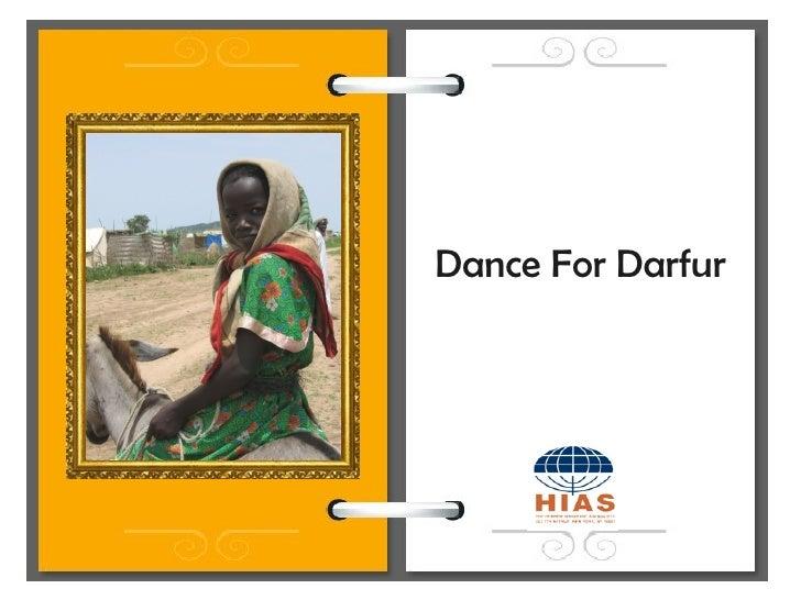 Dance For Darfur