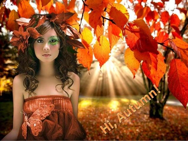 Hi, autumn!