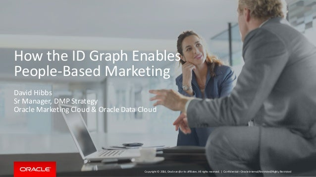 Copyright  ©  2016, Oracle  and/or  its  affiliates.  All  rights  reserved.      How  the  ID  ...