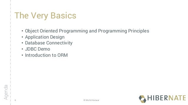 Introduction to Hibernate Framework