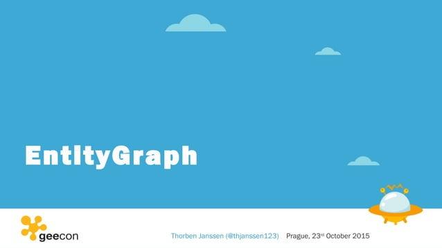 EntityGraph Thorben Janssen (@thjanssen123) Prague, 23rd October 2015