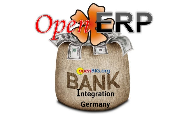 Hibiscus - German online banking integration for OpenERP. Thorsten Vocks, openbig