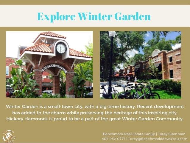 Winter Garden ...
