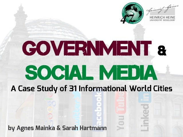 Government & Social Media