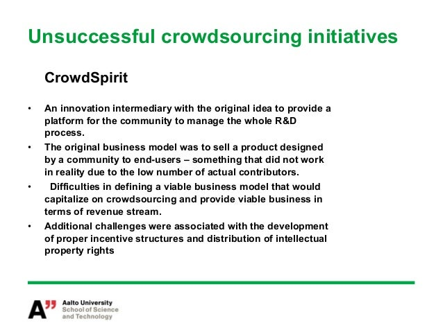 PropositionsP1. When the amount of crowdsourcing sites will increase the    amount of participants per site will decrease....