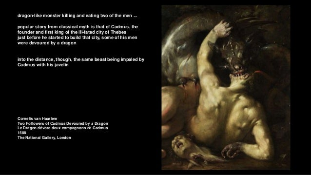 it is not possible to find a more bizarre or fantastic monster than that which Piero imagined and painted ... the beast ro...