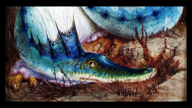 (hic sunt dracones) Le dragon dans la peinture