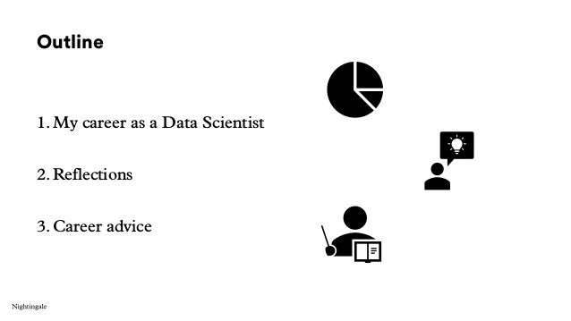 From Academia to Industry, Reflections on a Career in Data Science Slide 3