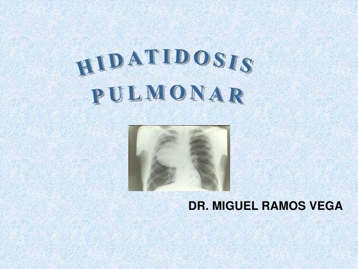 DR. MIGUEL RAMOS VEGA