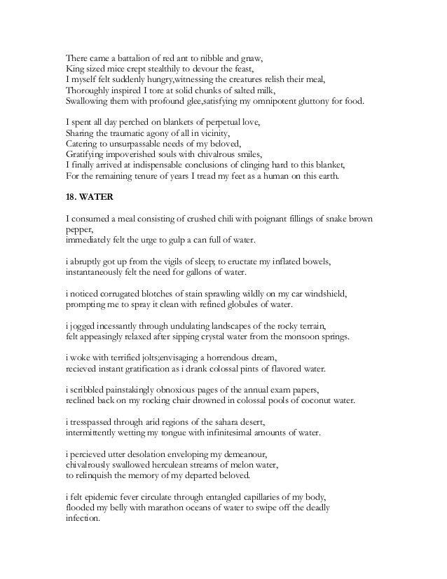 Hide And Seek Part 1 Rhyming Non Rhyming Poems
