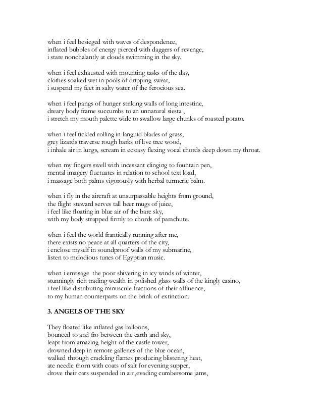 Hide And Seek Part 5 Rhyming Non Rhyming Poems