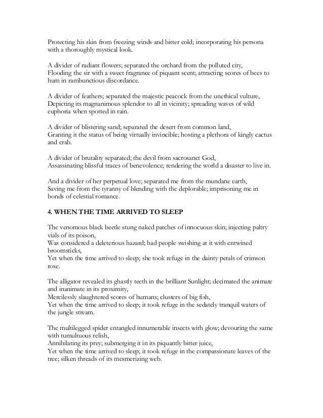 Hide And Seek Part 6 Rhyming Non Rhyming Poems