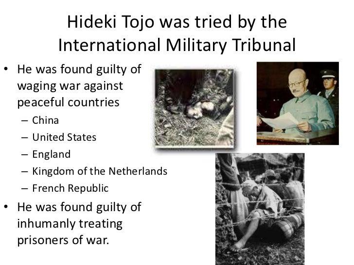 hideki tojo accomplishments