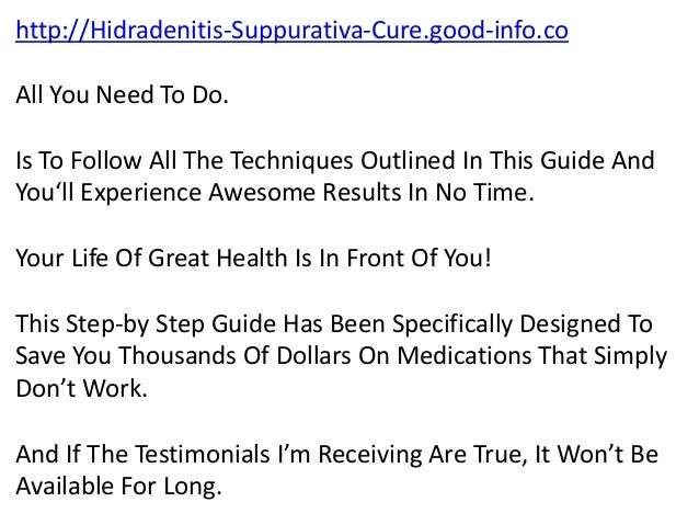 fast hidradenitis suppurativa cure book pdf