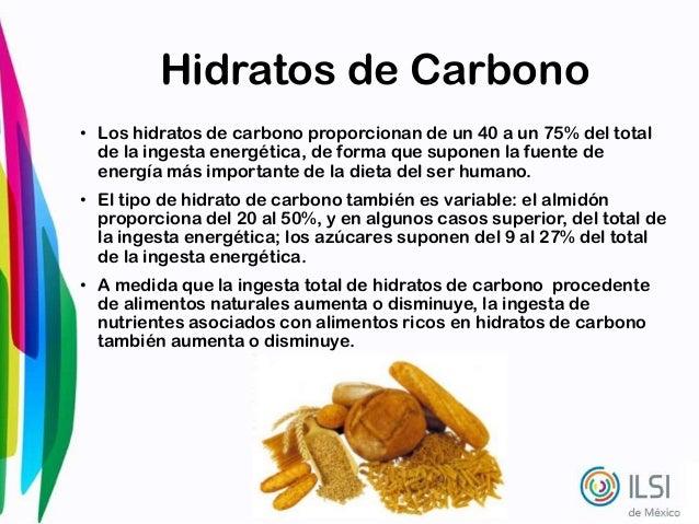 Hidratos de carbono - Alimentos hidratos de carbono ...