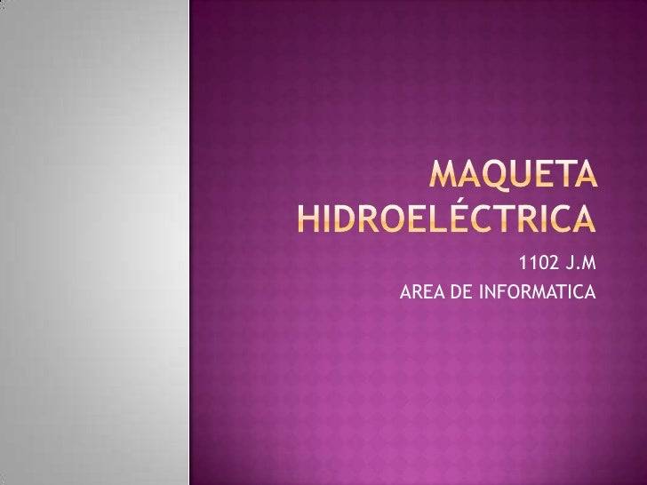 1102 J.MAREA DE INFORMATICA