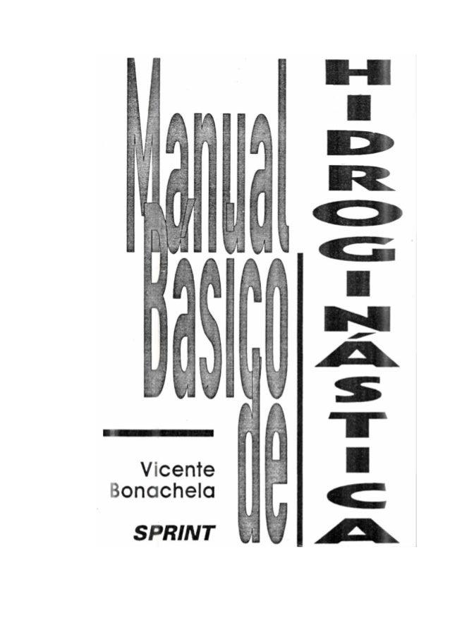 Hidroginastica manual basico