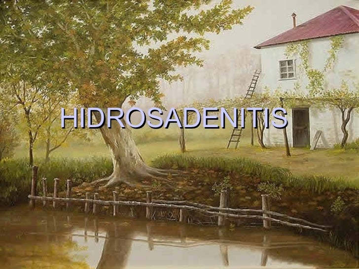 HIDROSADENITIS