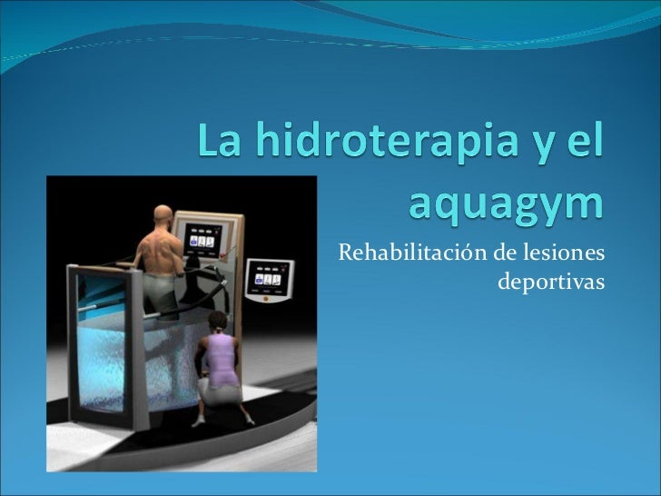 Rehabilitación de lesiones deportivas