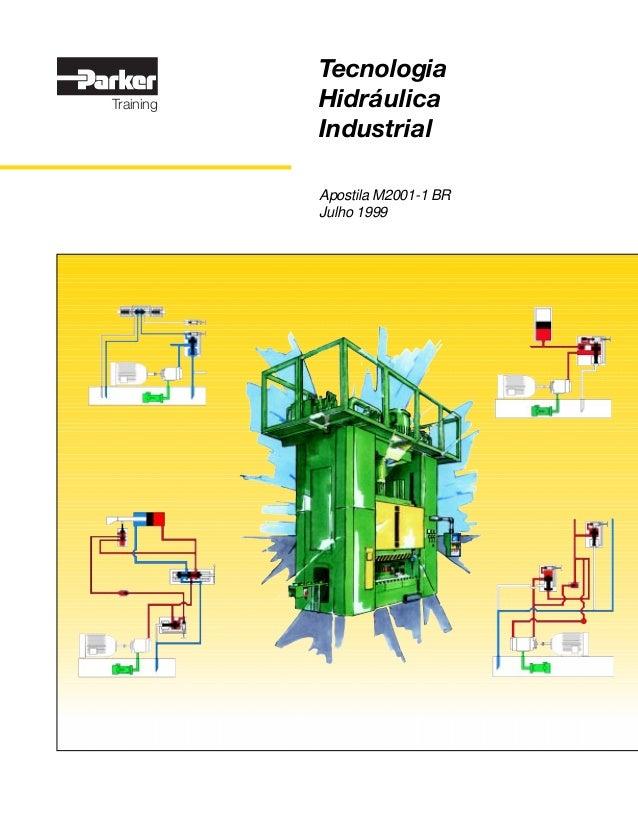 TecnologiaTraining   Hidráulica           Industrial           Apostila M2001-1 BR           Julho 1999