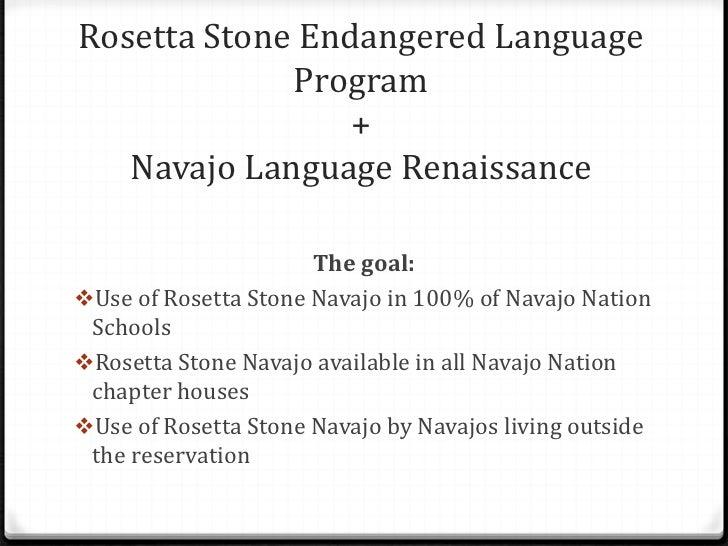 Hieber, Manavi & Manavi - Rosetta Stone and Navajo Language