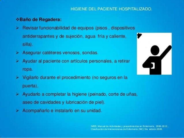 Hiegiene del paciente hospitalizado - Como limpiar bien el bano ...