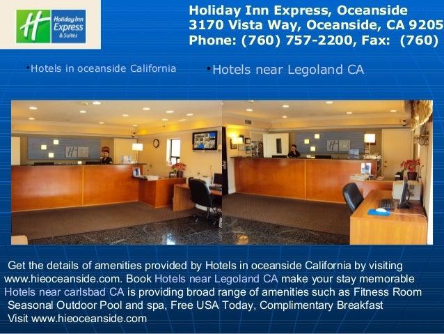 holiday inn express oceanside carlsbad ca. Black Bedroom Furniture Sets. Home Design Ideas