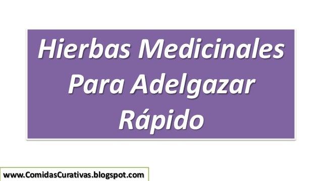 pastillas para bajar de peso naturales sin rebote