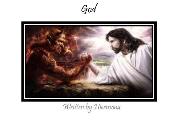 God Written by Hiermona