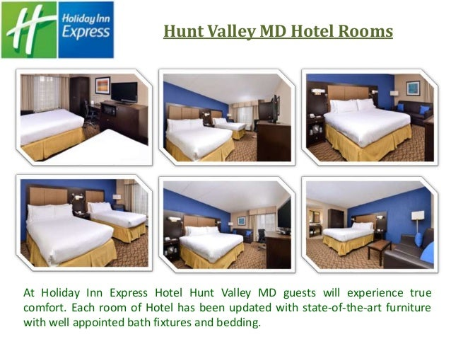 holiday inn express hunt valley md