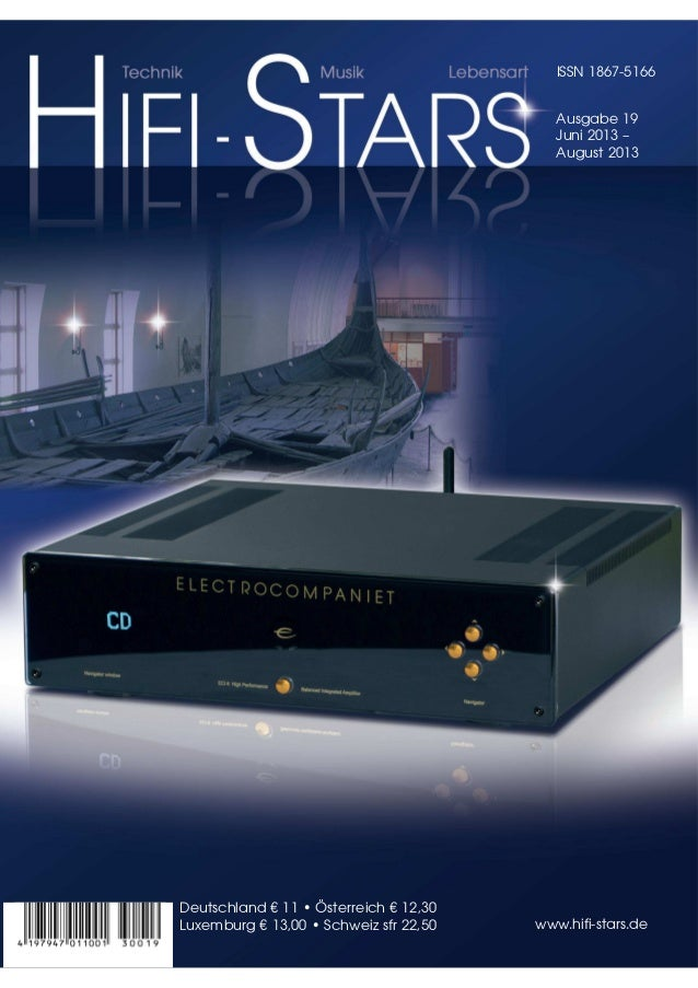 Testbericht RESTEK MTUN+ Tuner in HIFI STARS Juni 2013