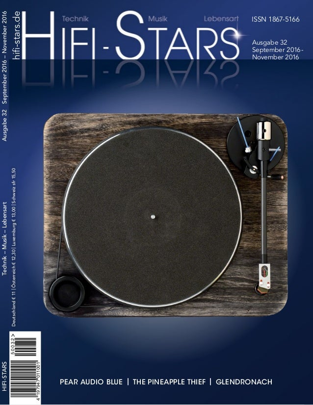 ISSN 1867-5166 Ausgabe 32 September 2016 - November 2016 hifi-stars.de Ausgabe32 September2016–November2016HIFI-STARSTechn...