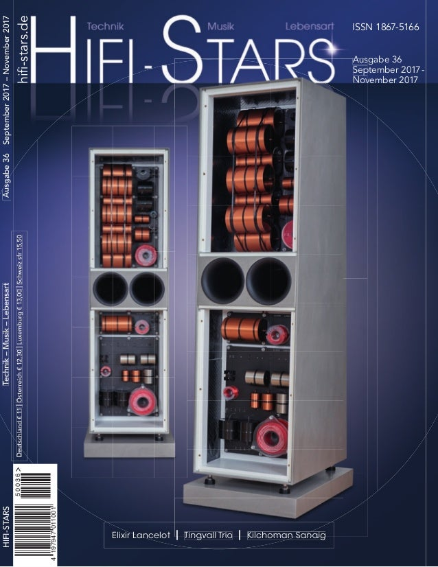 ISSN 1867-5166 Ausgabe 36 September 2017- November 2017 hifi-stars.de Ausgabe36September2017–November2017HIFI-STARSTechnik...