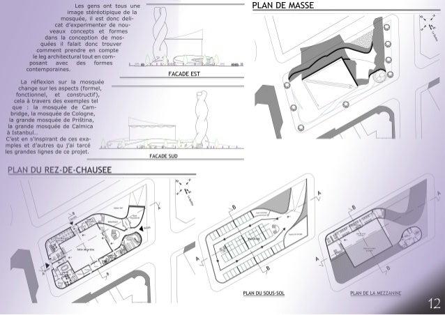 Portfolio d'Architecture