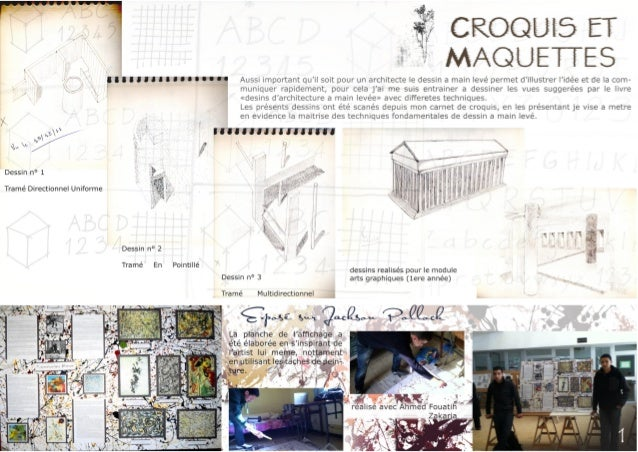 Portfolio d'Architecture Slide 3
