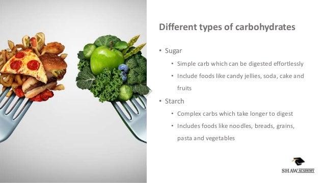 high carb versus low carb diet