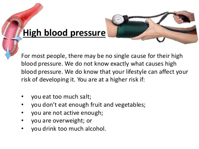 understanding blood pressure and its causes