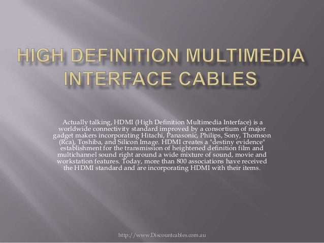high definition multimedia interface essay Video hdmi bus pinouts description information, and oem high definition multimedia interface connector manufacturers.