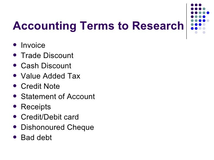 Higher Accounting