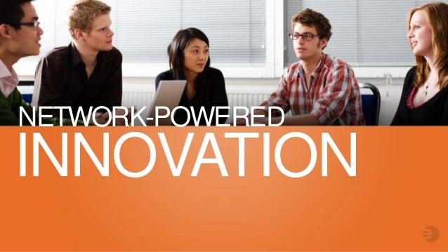 NETWORK-POWERED  INNOVATION ©2013 Enterasys Networks, Inc.