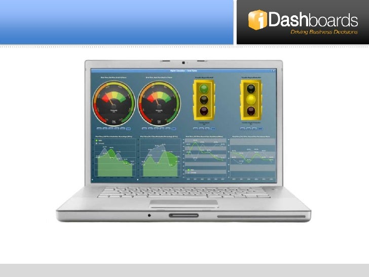 Agenda • Introduction to iDashboards • Value of iDashboards • iDashboards EDU Metrics, Architecture, Platforms &   Custome...