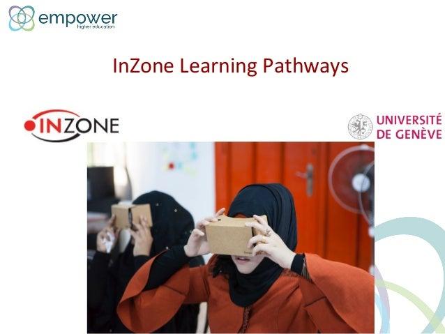 Higher education in emergencies learning pathways Slide 2