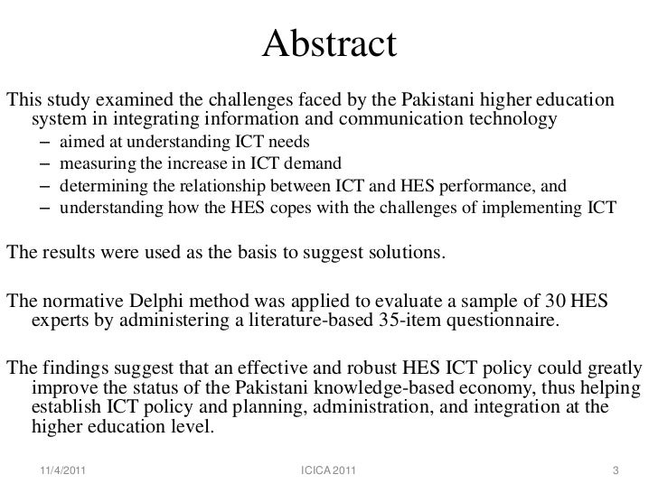"""literature review on education system in pakistan Derrick, j and k ecclestone, (2008), """"english-language literature review"""", in teaching, learning and assessment for adults: improving foundation skills, oecd ."""