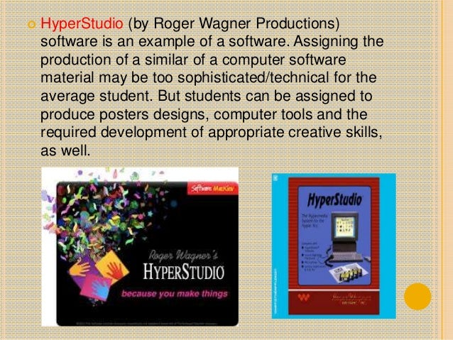 hyperstudio software