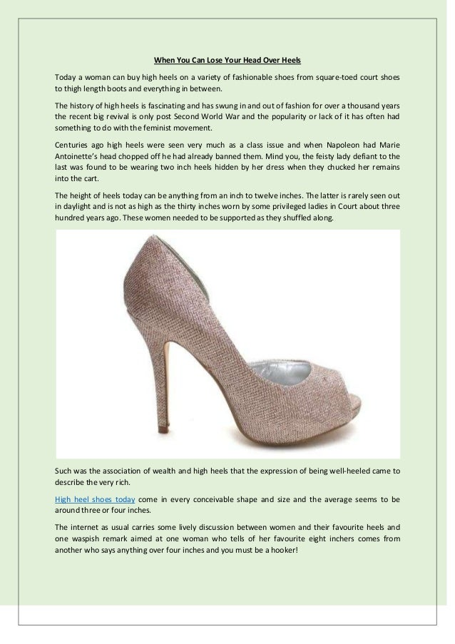8803f03f90b High heel shoes