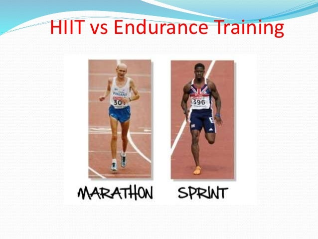 the effects of high intensity interval training High-intensity interval training (hiit), which consists of repeated exercises at high-intensity separated with short recovery periods, has received more attention by exercise physiologists in last two decades.