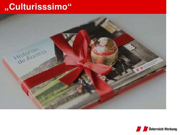"""""""Culturisssimo""""<br />"""